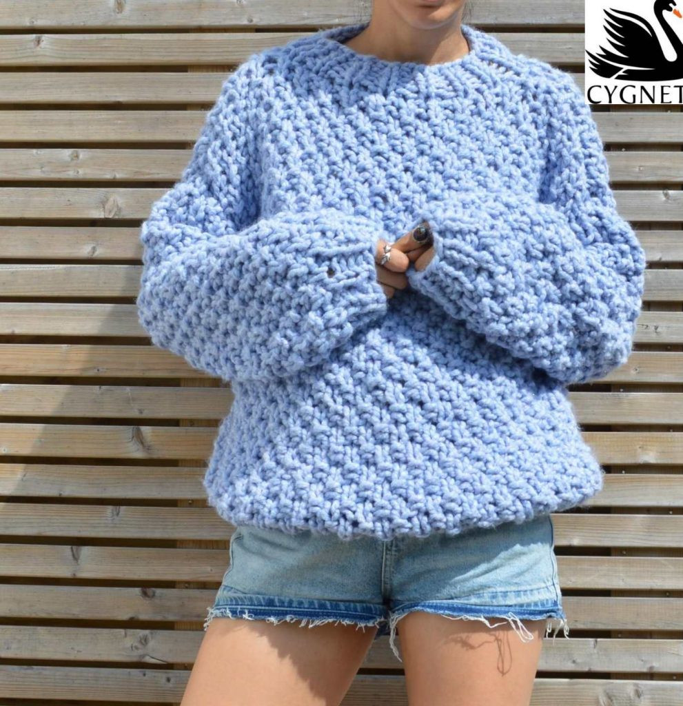 Unique Seriously Chunky Free Sweater Knitting Pattern ⋆ Knitting Bee Chunky Knit Sweater Pattern Of Top 45 Models Chunky Knit Sweater Pattern