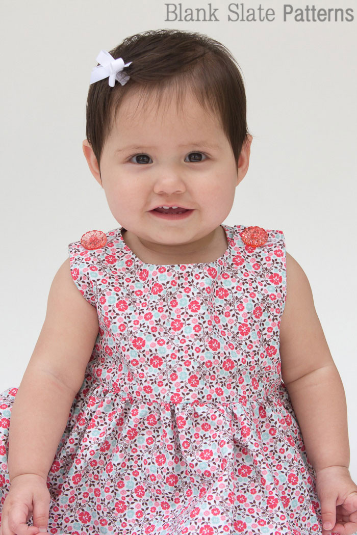 Unique Sew A Baby Dress with Free Pattern Melly Sews Baby Dress Patterns Of Perfect 47 Models Baby Dress Patterns