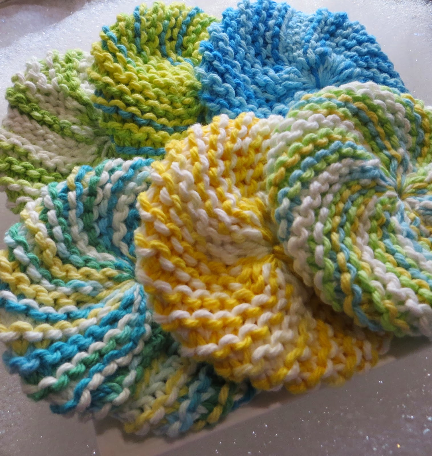 Unique Sewing the Seasons Knitted Scrubbies Knit Scrubby Patterns Of Top 40 Photos Knit Scrubby Patterns