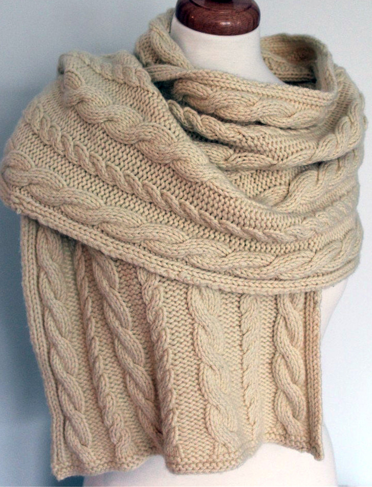 Unique Shawls for Bulky Yarn Knitting Patterns Knitted Wrap Pattern Of Adorable 40 Photos Knitted Wrap Pattern