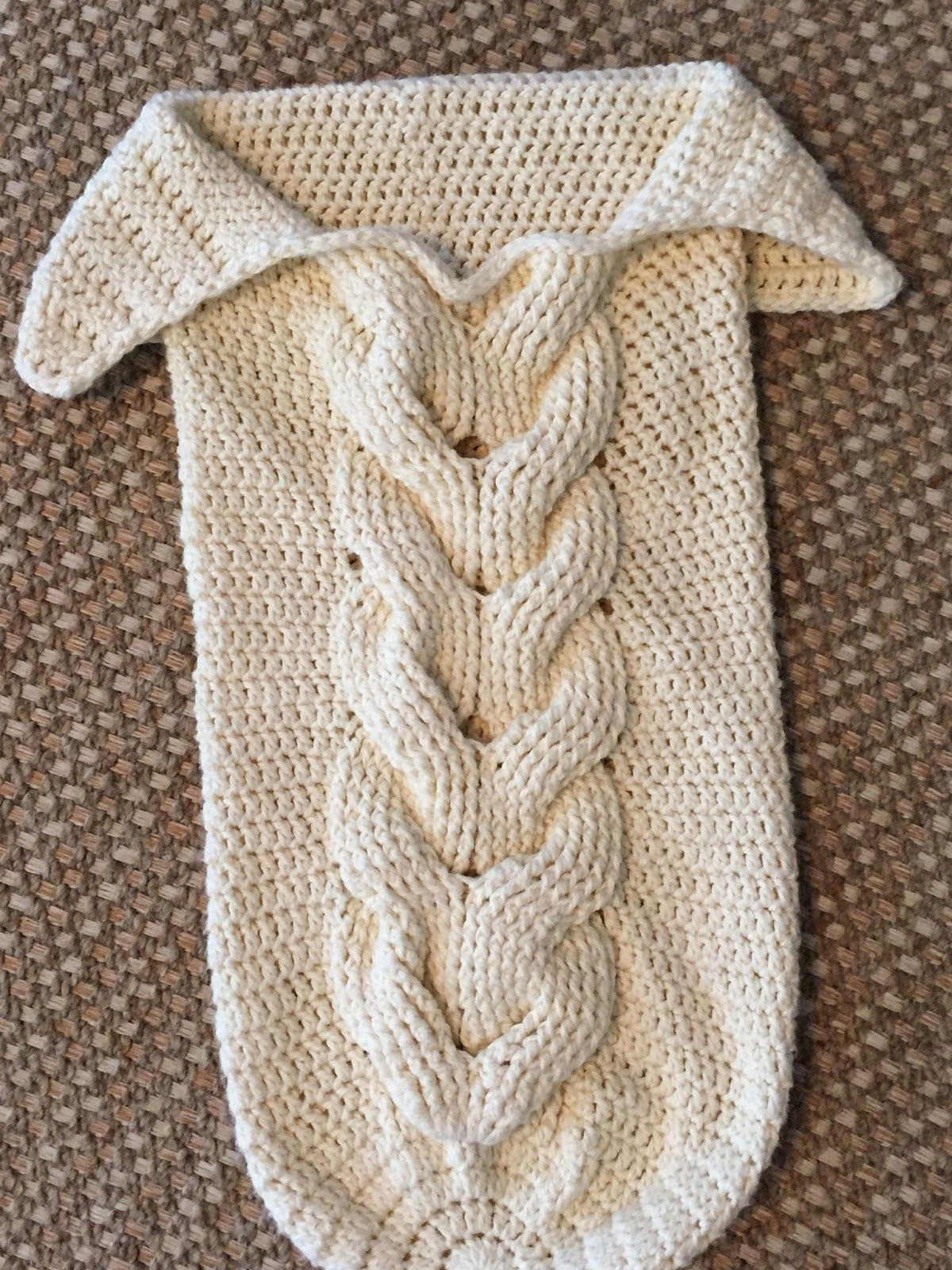 Unique Skein and Hook Free Crochet Pattern Cabled Baby Cocoon Baby Cocoon Pattern Of Fresh 45 Images Baby Cocoon Pattern