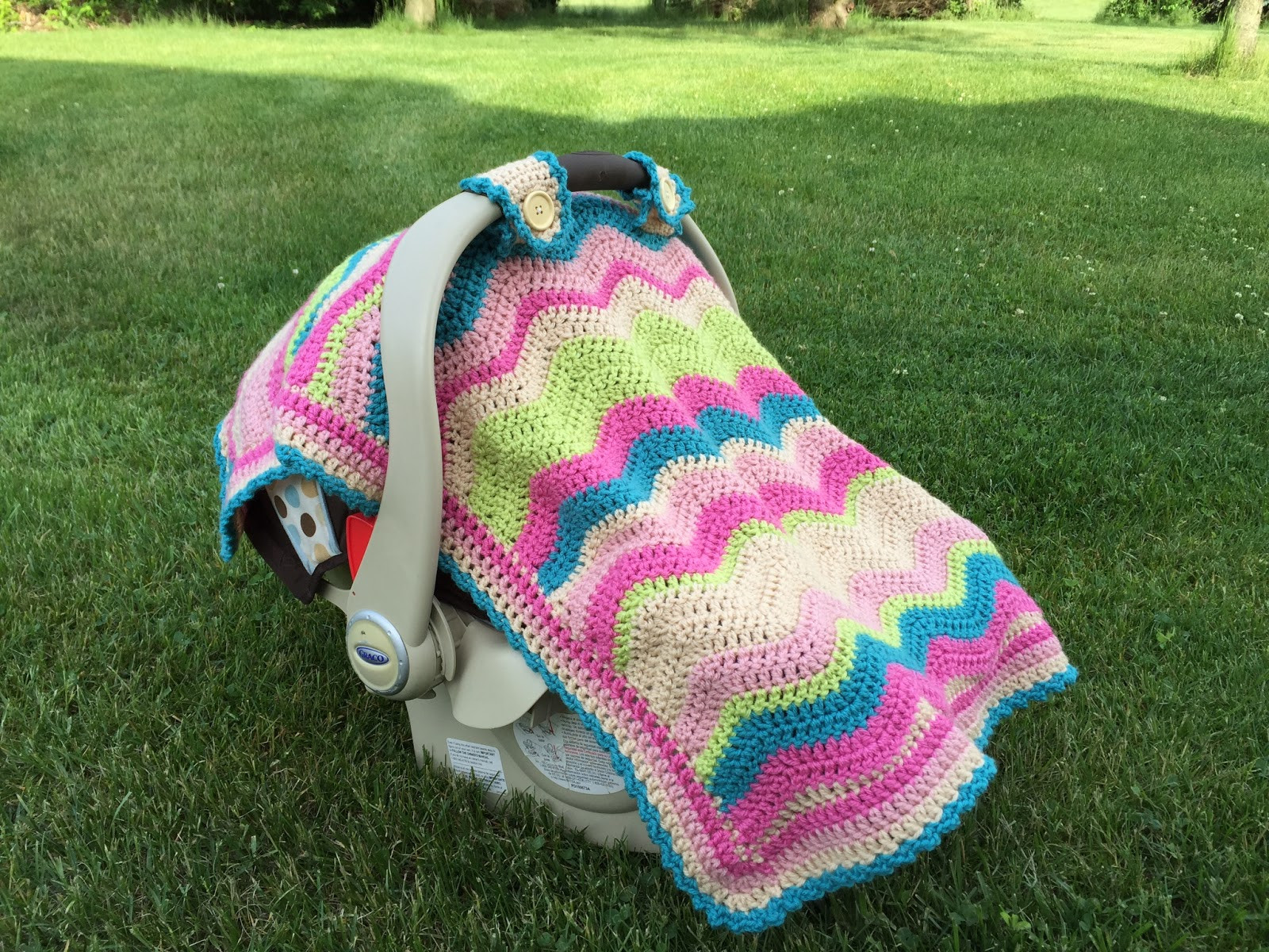 Unique Skein and Hook Free Crochet Pattern Emerson Car Seat Crochet Car Seat Cover Pattern Of Wonderful 44 Pictures Crochet Car Seat Cover Pattern
