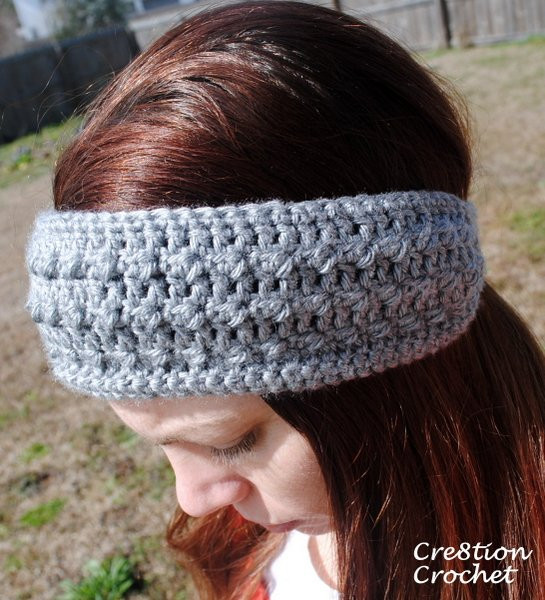 Unique Sleek and Skinny Ear Warmer Headband Cre8tion Crochet Crochet Head Warmer Of Fresh 39 Photos Crochet Head Warmer