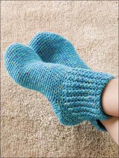 Unique Slip On A Pair Of these Rib Cuffed socks at the End Of A Light Weight Yarn Crochet Patterns Of Awesome 40 Pics Light Weight Yarn Crochet Patterns