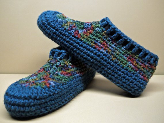 Unique Slippers Shoes Women S Slippers Men S Slippers Mens Crochet Slippers Of Contemporary 46 Images Mens Crochet Slippers