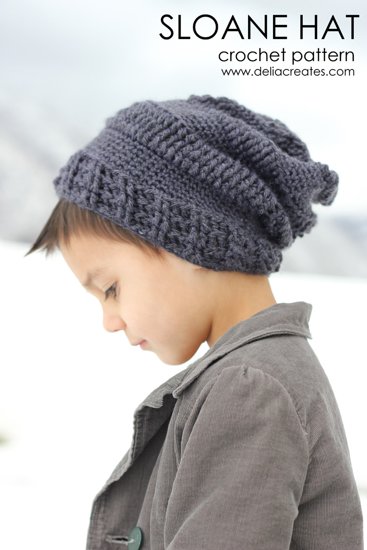 Unique Sloane Hat Crochet Pattern Free Crochet Hat Patterns for Boys Of Fresh 46 Photos Free Crochet Hat Patterns for Boys