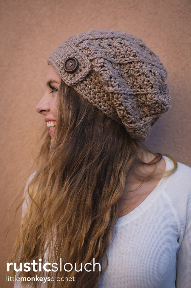 Unique Slouchy Crochet Hat Patterns to Keep Warm and Fancy Free Slouchy Hat Pattern Of Amazing 45 Photos Free Slouchy Hat Pattern