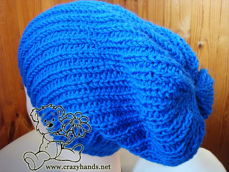 Unique Slouchy Hat Knitting Pattern · Crazy Hands Knitting Free Slouch Hat Knitting Patterns Of Wonderful 49 Pictures Free Slouch Hat Knitting Patterns