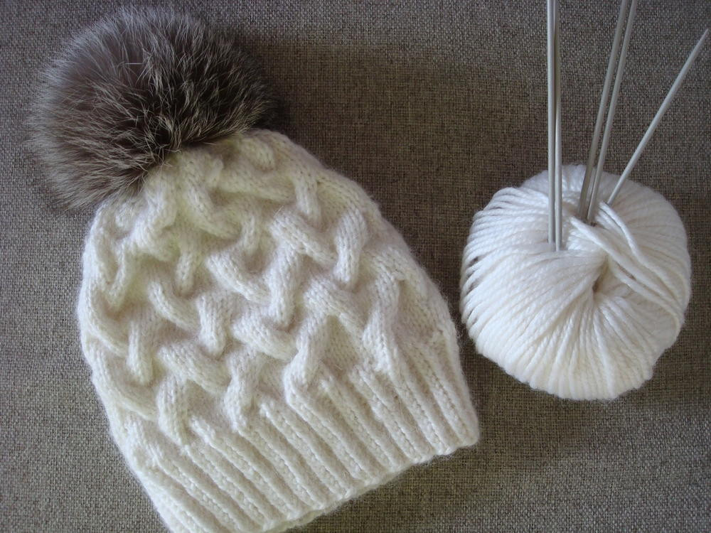Unique Snowy Scene Cable Hat Cable Hat Of Superb 40 Pictures Cable Hat