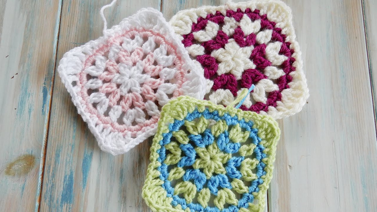 Unique Starburst Granny Square How to Crochet Youtube Crochet Videos Of Lovely 45 Images Youtube Crochet Videos