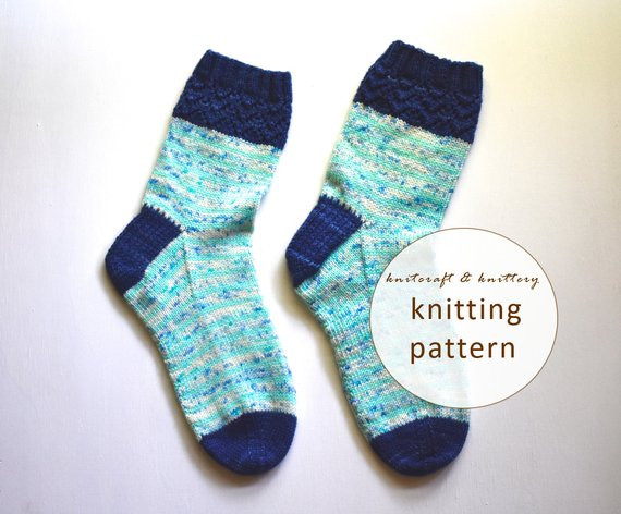 Unique Striped Lacy socks Knitting Pattern sock Knitting Pattern Knitting socks for Beginners Of Superb 43 Models Knitting socks for Beginners