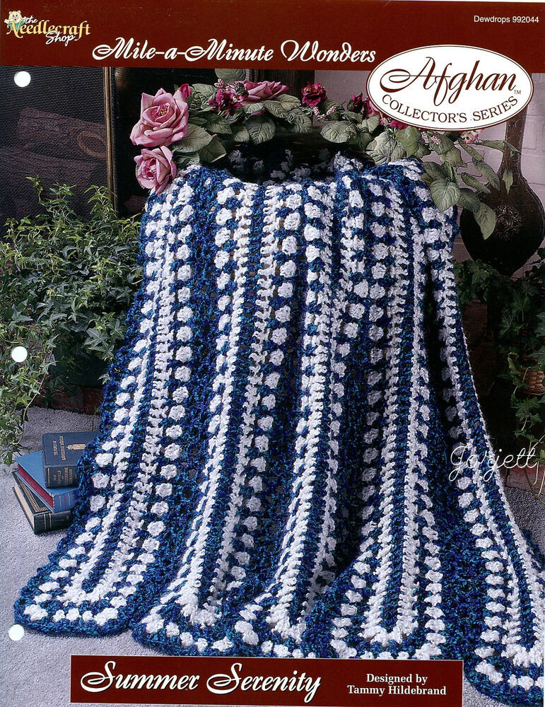 Unique Summer Serenity Afghan Mile A Minute Wonders Crochet Mile A Minute Crochet Of Beautiful 37 Photos Mile A Minute Crochet