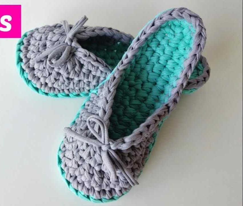 Unique Super Easy Crochet Slippers for Adults [video Tutorial Easy Crochet Slippers Of Gorgeous 46 Photos Easy Crochet Slippers