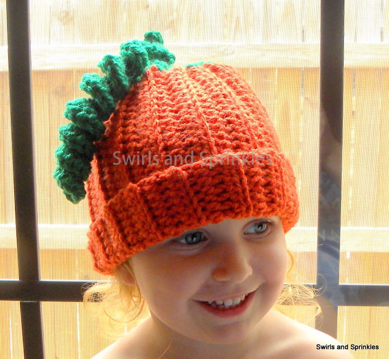 Unique Swirls and Sprinkles Free Adult Crochet Pumpkin Hat Pattern Free Crochet Hat Patterns for Adults Of Incredible 50 Pics Free Crochet Hat Patterns for Adults