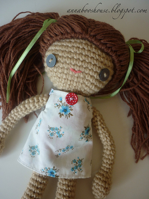 Unique Tangled Happy Crochet Doll Pattern Free Crochet toy Patterns Of Innovative 46 Photos Free Crochet toy Patterns