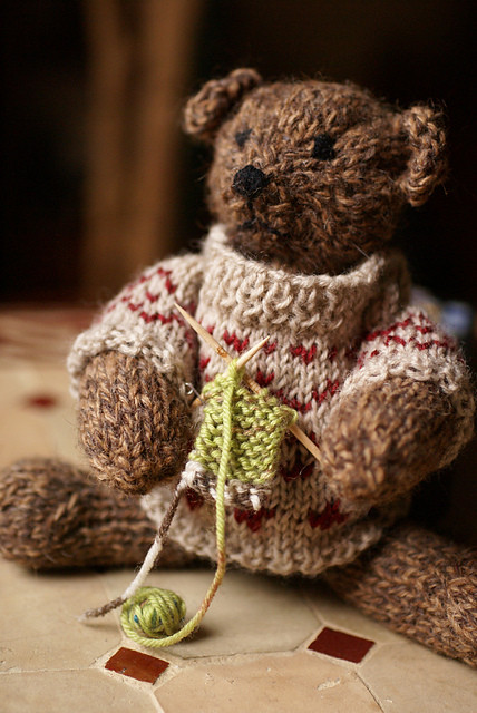 Unique Teddy Bear Knitting Patterns Knitted Bear Pattern Of Brilliant 42 Photos Knitted Bear Pattern