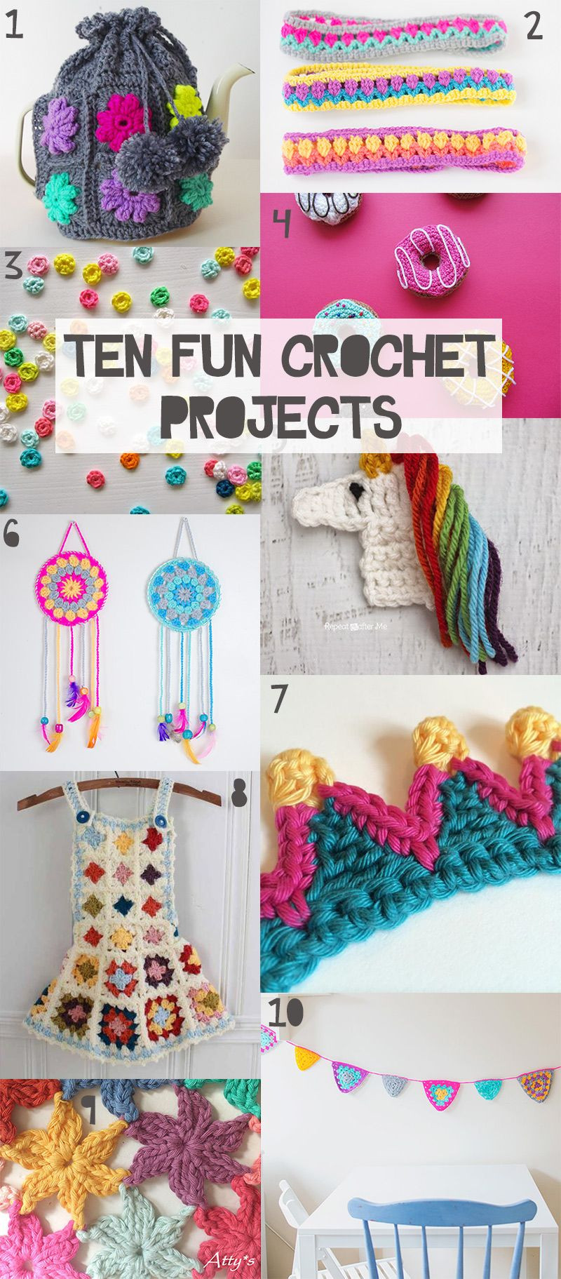 Unique Ten Fun Crochet Projects Great for Beginners Quick Crochet Projects to Sell Of Fresh 45 Ideas Quick Crochet Projects to Sell