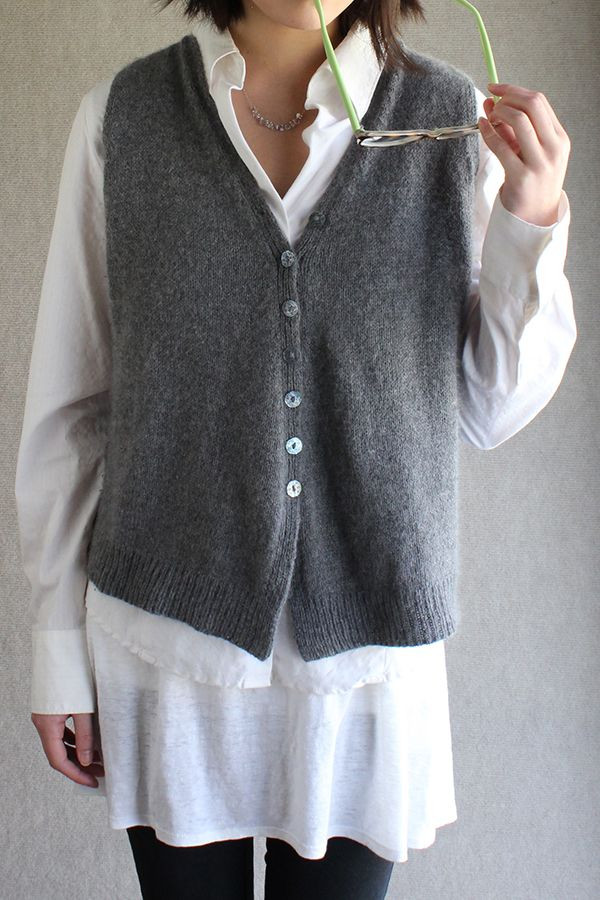 Unique the 25 Best Knit Vest Pattern Ideas On Pinterest Knitted Vest Patterns Of Amazing 50 Models Knitted Vest Patterns