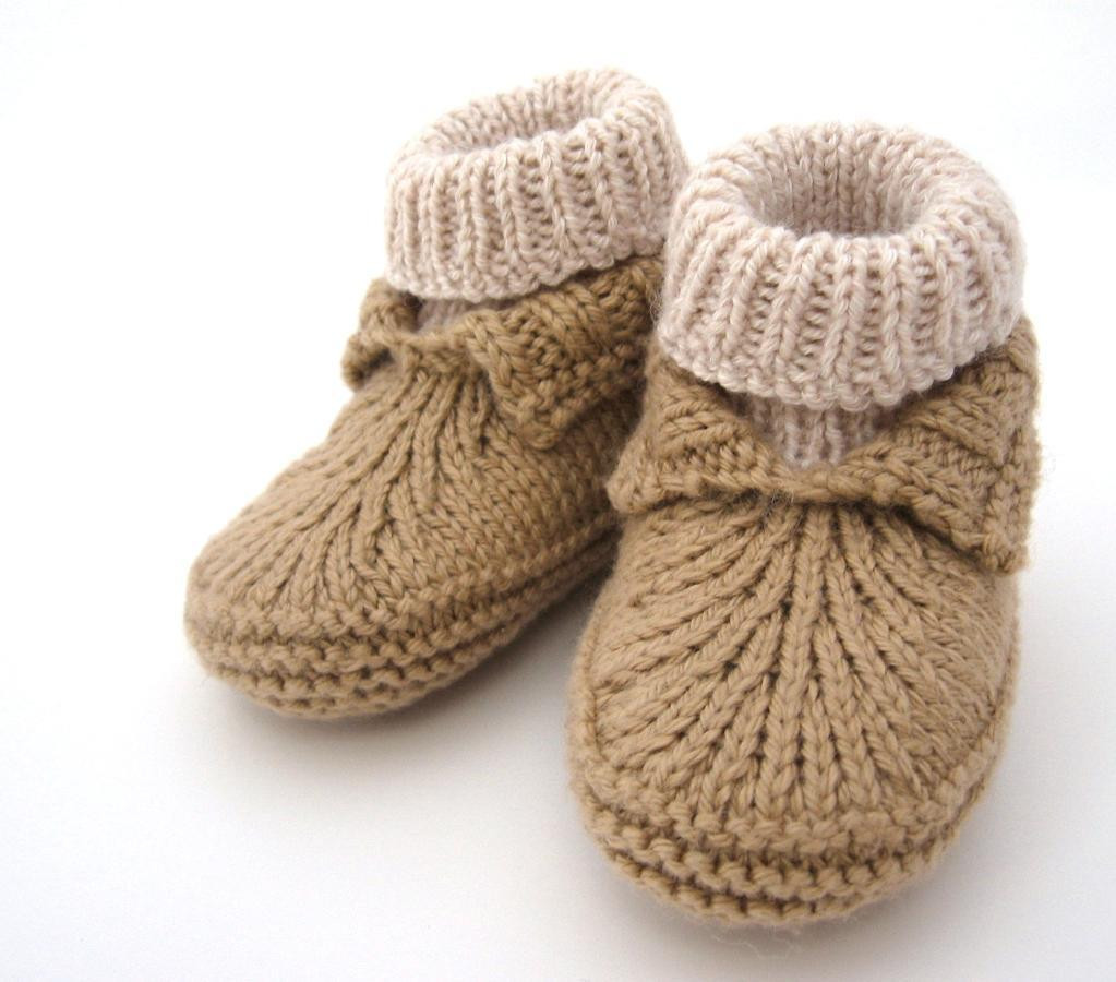 Unique the Best Knit Baby Shoes for Your Bundle Of Joy Baby Booties Knitting Pattern Of Awesome 47 Pics Baby Booties Knitting Pattern