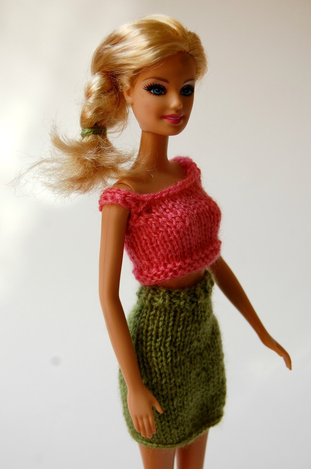 Unique the Geeky Knitter Barbie Pencil Skirt Free Knitting Pattern Barbie Dress Patterns Of Marvelous 46 Photos Barbie Dress Patterns