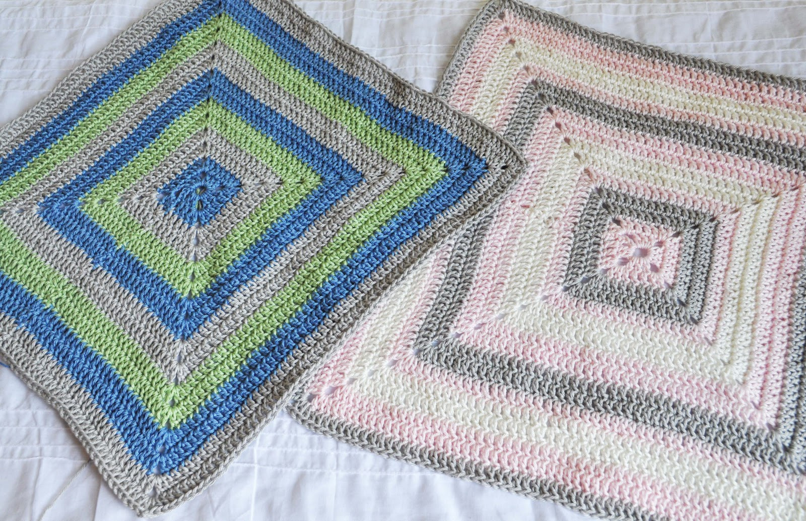 Unique the Handmade Dress Filled In Granny Square Baby Blanket Granny Square Baby Blanket Of Amazing 41 Pictures Granny Square Baby Blanket