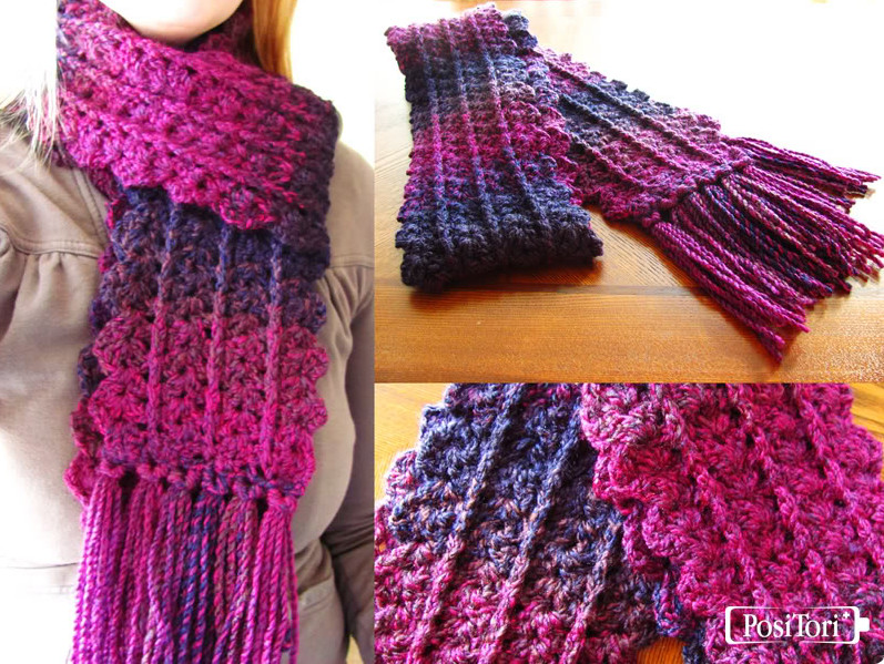Unique these 20 Free and Easy Crochet Scarf Patterns Will Blow Simple Crochet Scarf Patterns Of Amazing 47 Images Simple Crochet Scarf Patterns