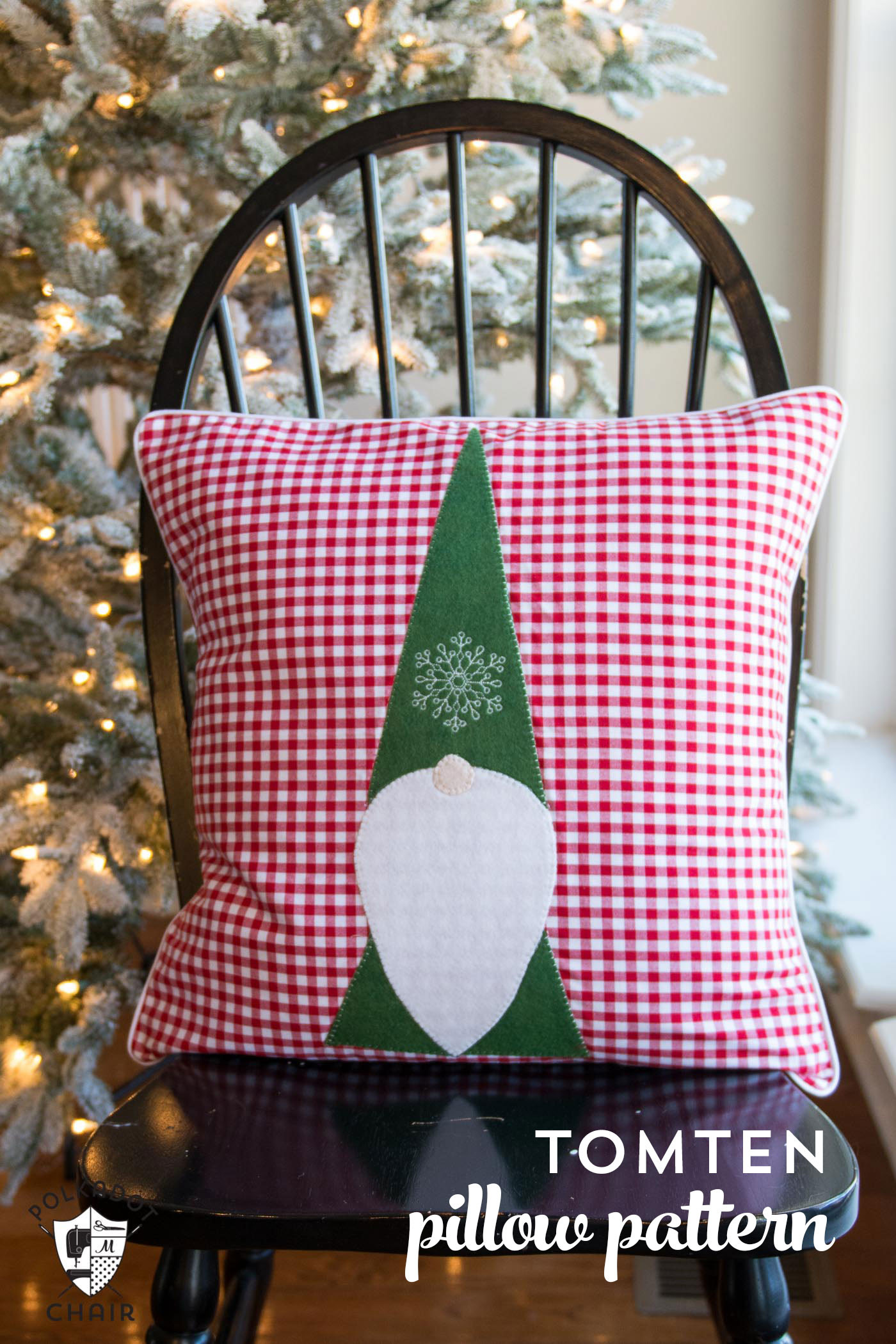 Unique tomte Christmas Gnome Pillow Pattern the Polka Dot Chair Christmas Sewing Patterns Of Contemporary 43 Images Christmas Sewing Patterns