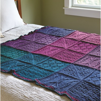 Unique top 10 Sampler Stitch Afghan Free Knitting Patterns Knitted Blanket Squares Of Unique 45 Photos Knitted Blanket Squares