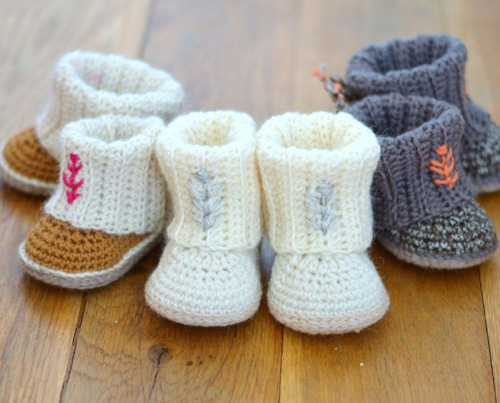 Unique top Baby Ugg Patterns • Lovecrochet Blog Crochet Uggs Boots Of New 45 Ideas Crochet Uggs Boots