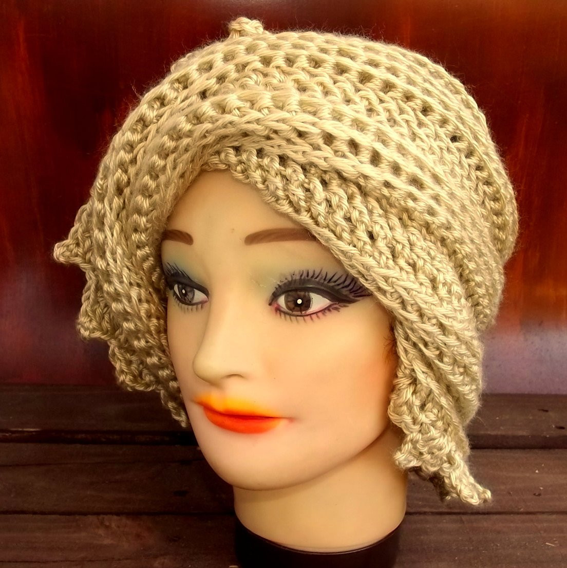 Unique Etsy Crochet and Knit Hats and Patterns Blog by