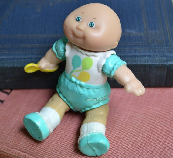 Unique Vintage 1984 Mini Cabbage Patch Kids Hard Plastic Doll Small Cabbage Patch Dolls Of Unique 47 Pictures Small Cabbage Patch Dolls