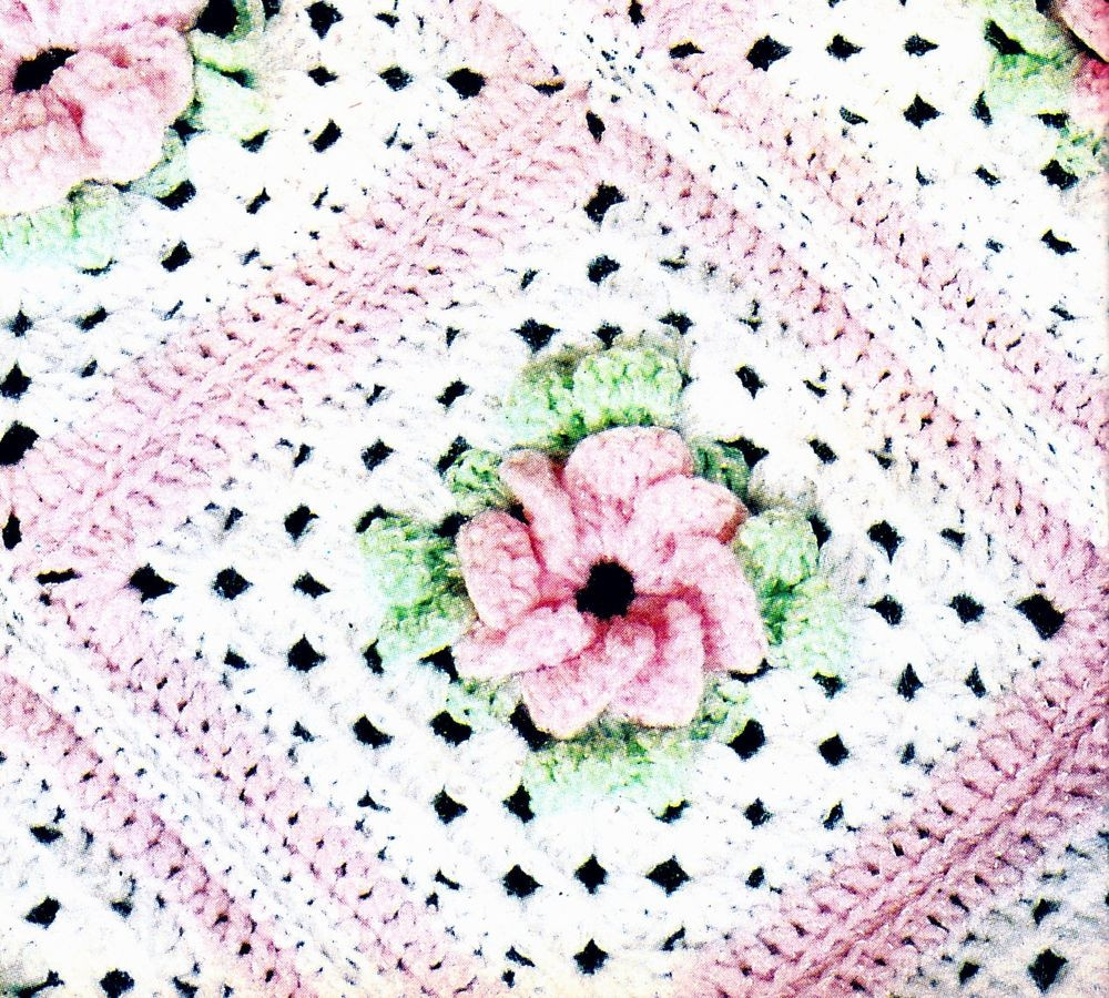 Unique Vintage Crochet Pattern to Make Victoria Baby Afghan Shawl Vintage Crochet Blanket Of Gorgeous 48 Photos Vintage Crochet Blanket