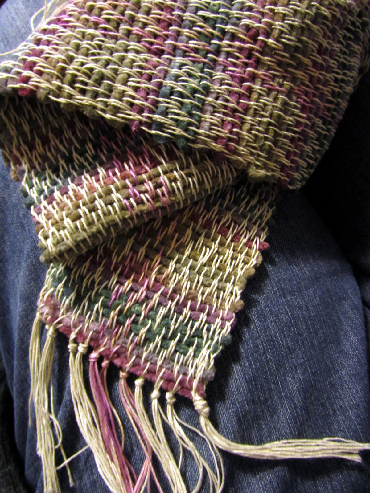 Unique Weaving Scarves On the Loom Scarf Loom Of Top 41 Pictures Scarf Loom