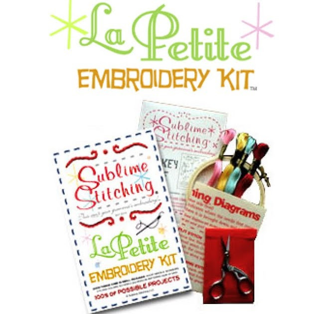 Unique Weekend Kits Blog Hand Embroidery Kits Easy for Beginners Hand Embroidery Kits Beginners Of Gorgeous 45 Photos Hand Embroidery Kits Beginners