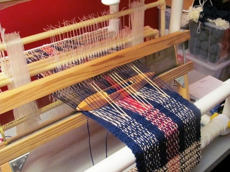 Unique What Types Of Loom Motion Used In Weaving Factory Loom Knitting Machine Of Gorgeous 41 Photos Loom Knitting Machine