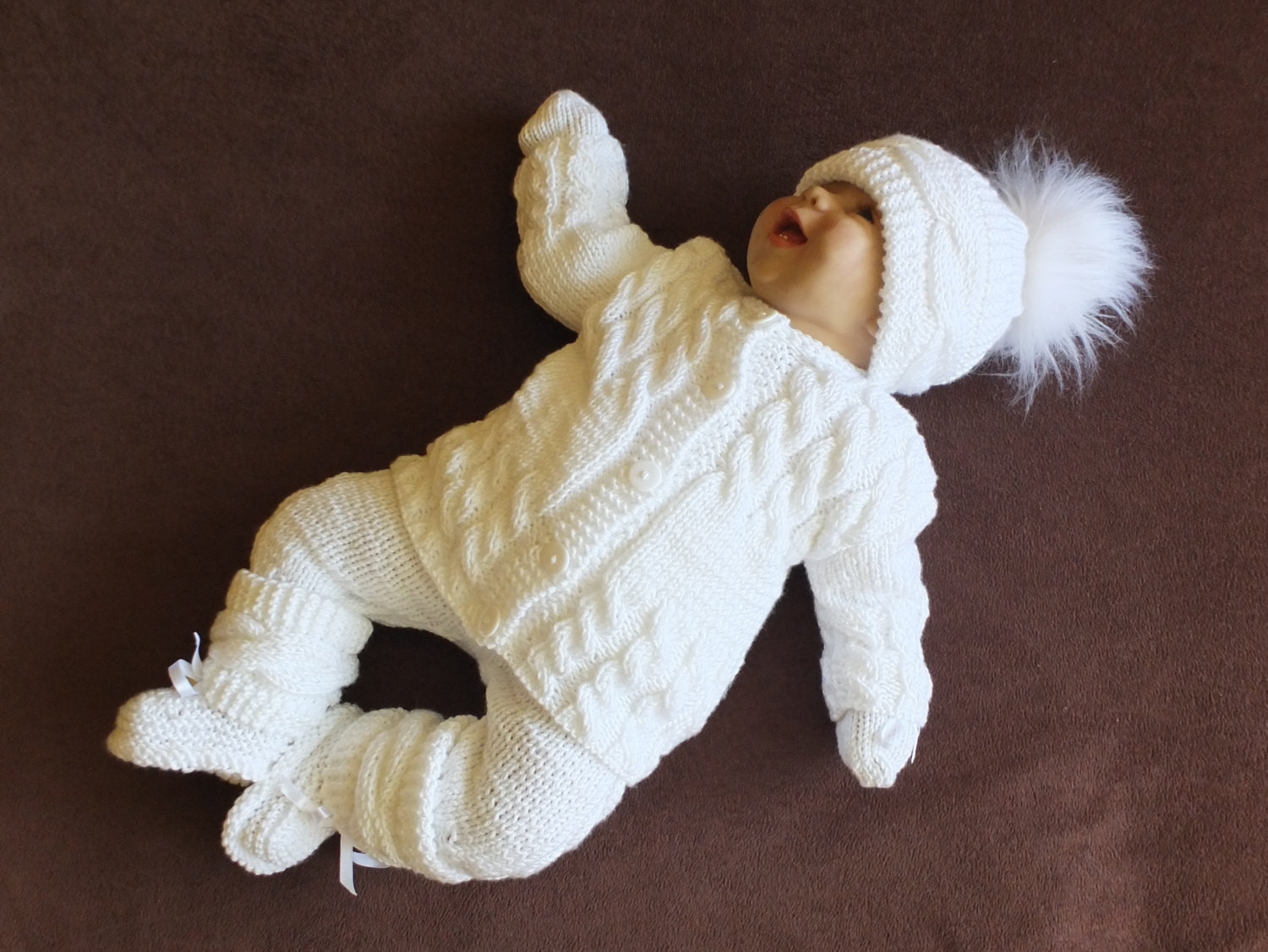 Unique White Baby Ing Home Outfit Knitted Baby Clothes Knit Baby Pants Of Attractive 44 Pics Knit Baby Pants