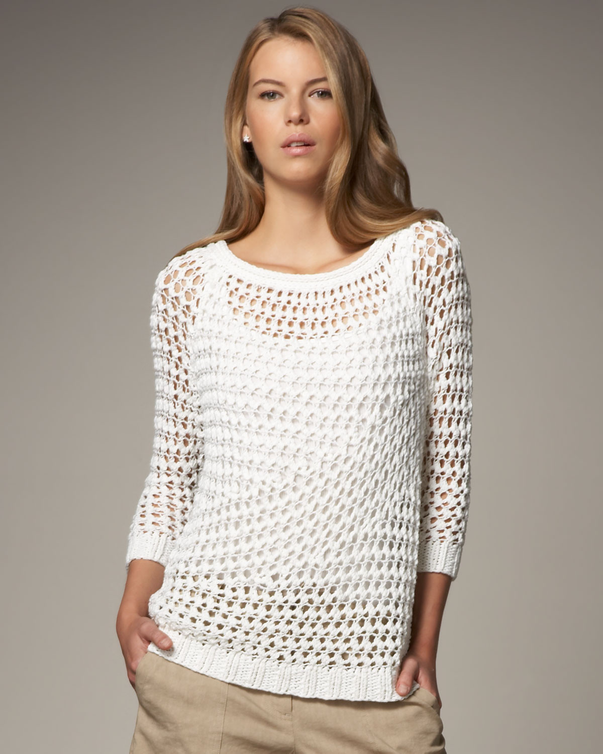 Unique White Crochet Sweater White Crochet Sweater Of Wonderful 44 Ideas White Crochet Sweater