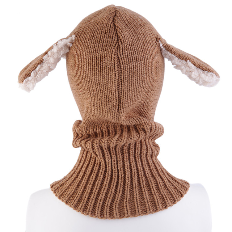 Unique Winter Baby Girl Boy Warm Dog Knitted Crochet Hooded Hat Knitted Dog Hats Of Innovative 49 Images Knitted Dog Hats