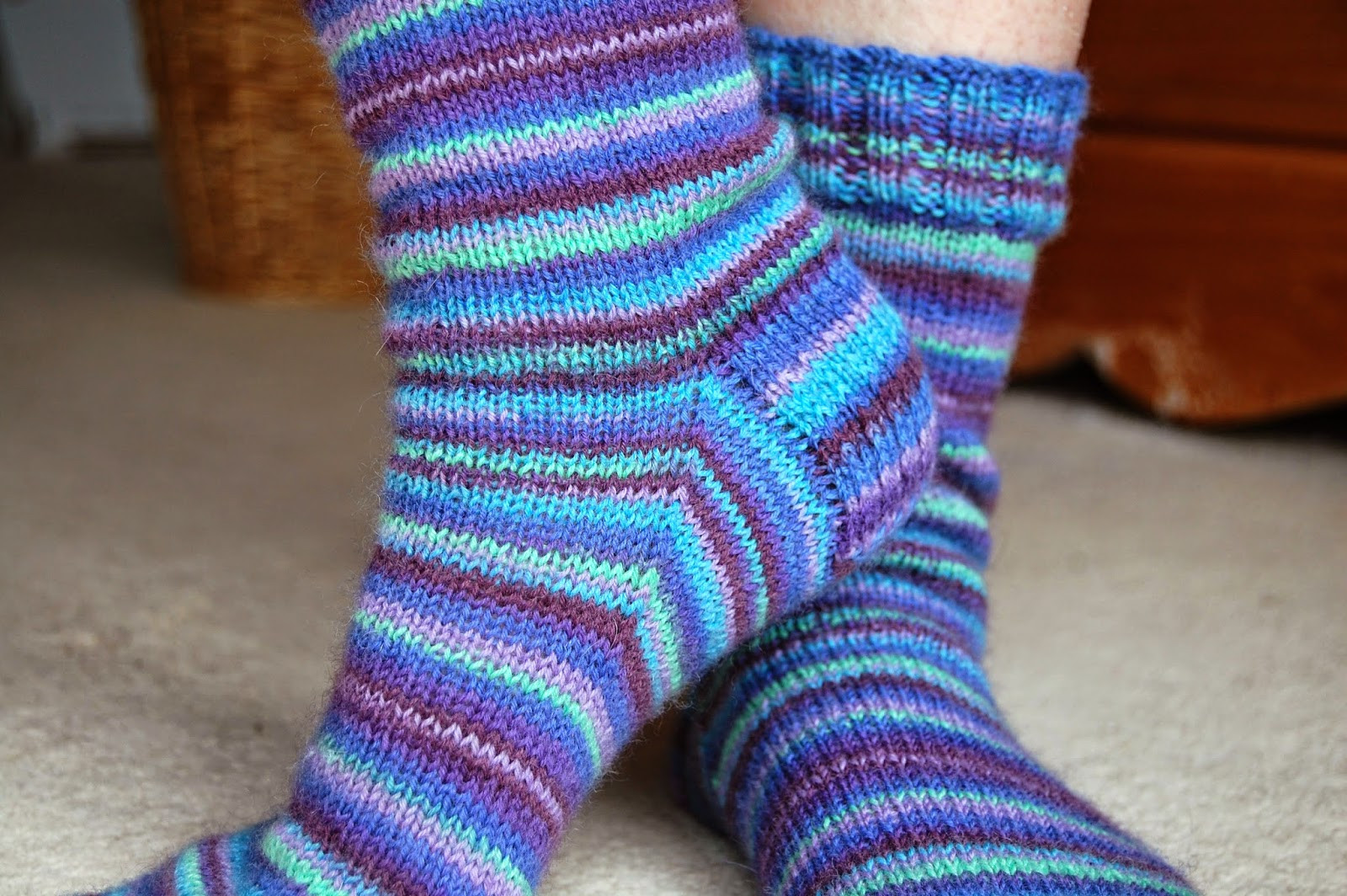 Unique Winwick Mum Basic 4ply sock Pattern and Tutorial Easy Easy Knitting Patterns for Beginners Of Wonderful 46 Pics Easy Knitting Patterns for Beginners