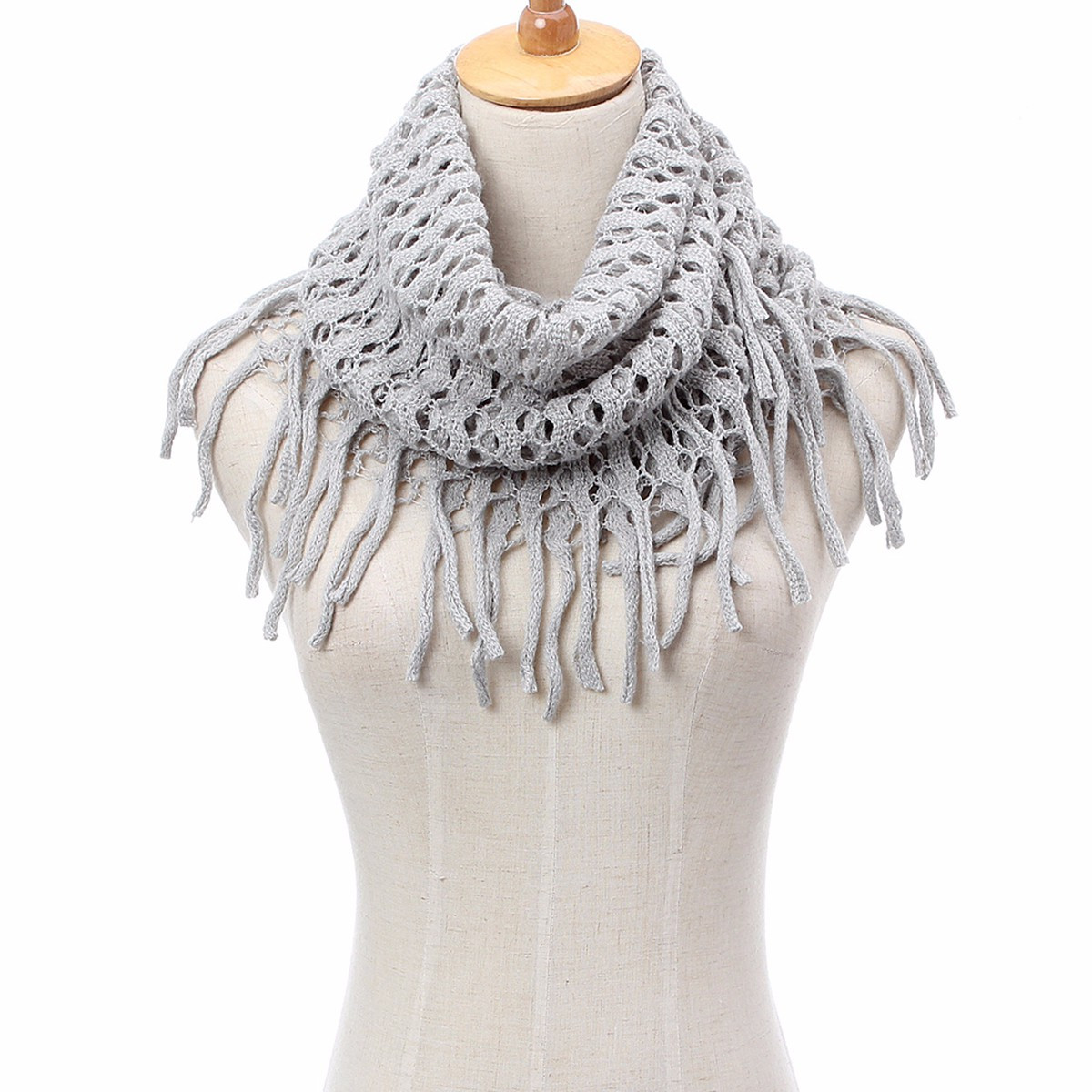 Unique Women Cool Winter Warm Long Scarf Infinity 2 Circles Cable Cable Knit Scarf Of Delightful 48 Ideas Cable Knit Scarf