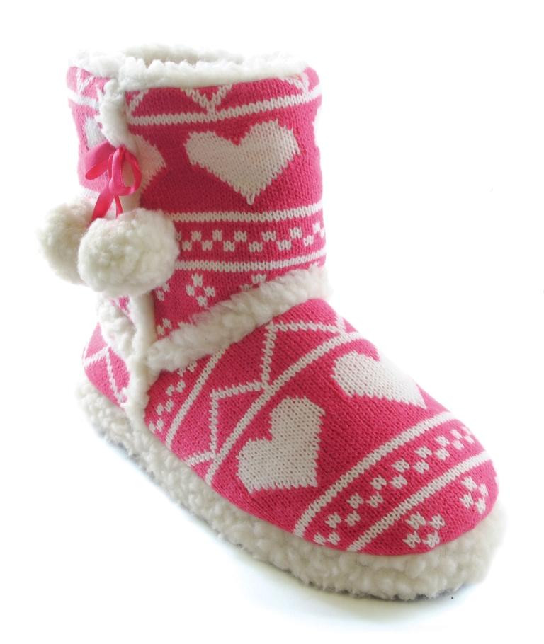 Unique Womens Slipper Boots Booties Slippers Knitted or Fleece Knitted Slipper Boots Of Superb 41 Pics Knitted Slipper Boots
