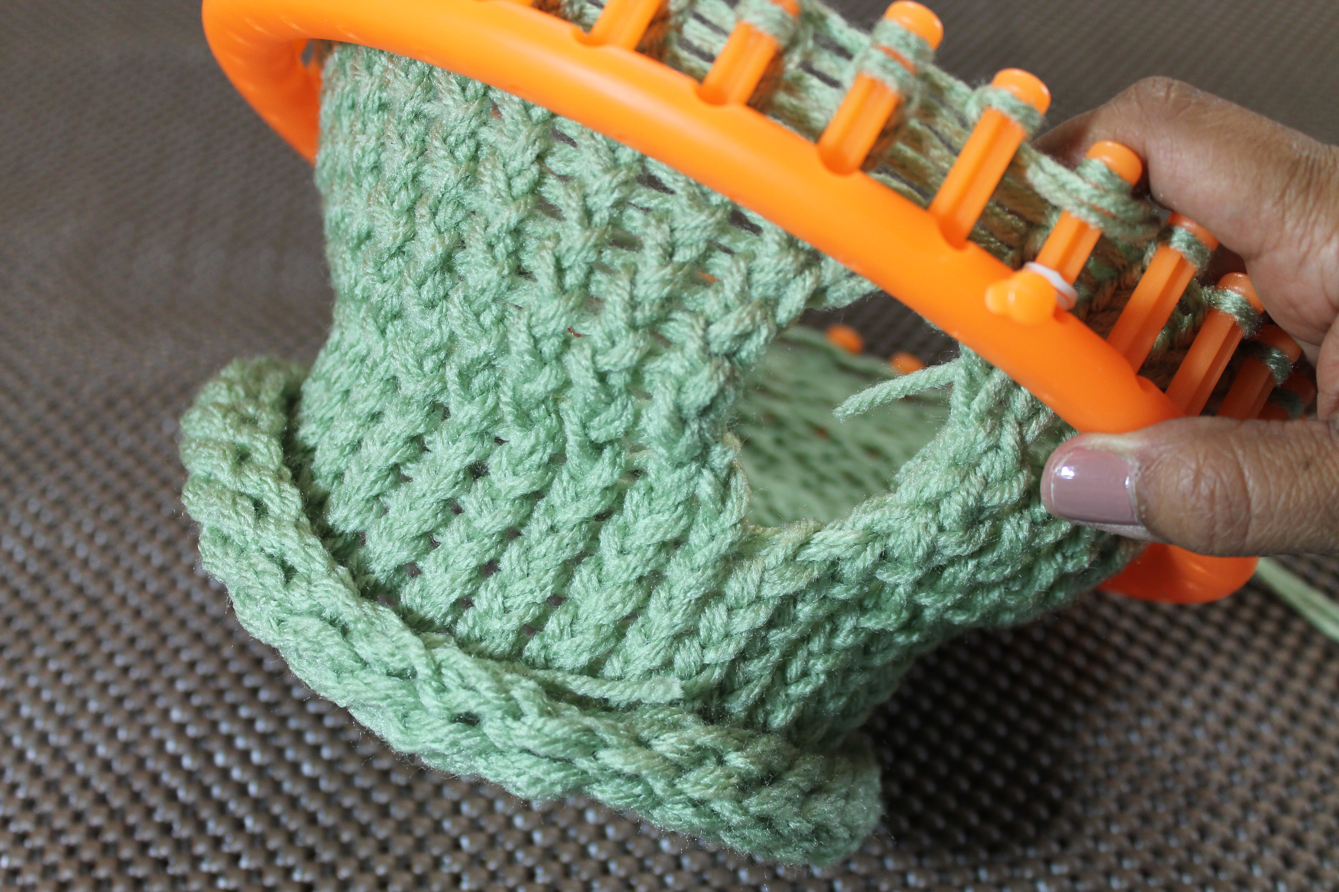 Unique Yoda Hat Pattern Loomahat Circle Loom Knitting Of Superb 50 Images Circle Loom Knitting