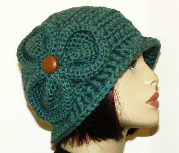 unique crochet hat patternstml