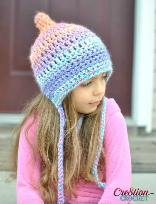Unusual Crochet Patterns Best Of Unique Pixie Bonnet Style Crochet Hat Cre8tion Crochet Of Adorable 46 Pictures Unusual Crochet Patterns
