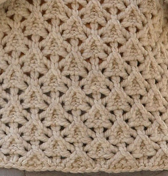 Unusual Crochet Patterns Elegant Beadannex Russian Knitting Pattern with Interlaced Triangles Of Adorable 46 Pictures Unusual Crochet Patterns