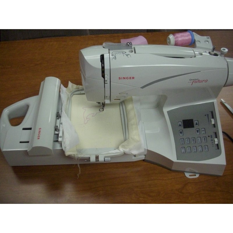 Used Embroidery Machines Beautiful Singer Ce 200 Sewing and Embroidery Machine Of Contemporary 41 Images Used Embroidery Machines