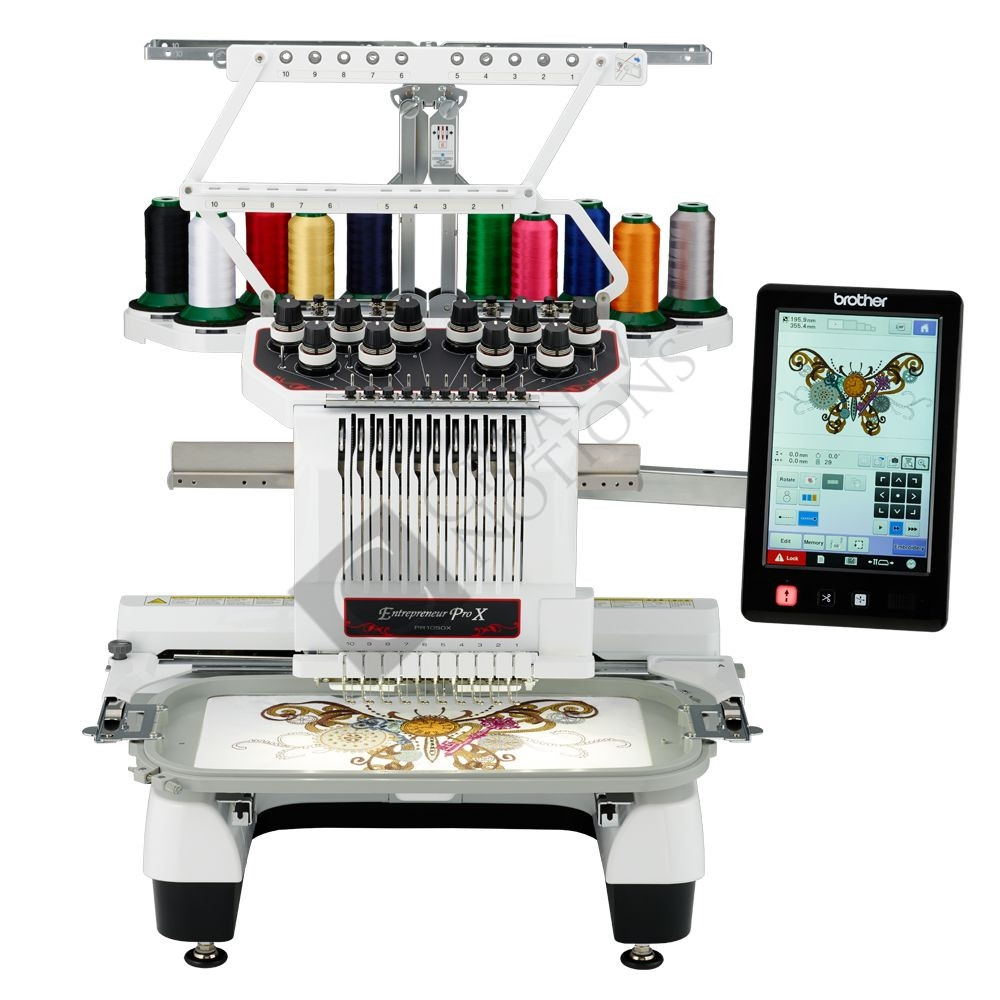 Used Embroidery Machines Best Of Buy the Brother Pr 1050x 10 Needle Embroidery Machine Line Of Contemporary 41 Images Used Embroidery Machines