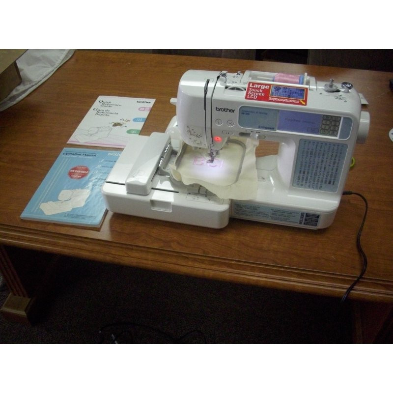 Used Embroidery Machines Fresh Used Brother Embroidery Machine Se350 Icanhelpsew Of Contemporary 41 Images Used Embroidery Machines