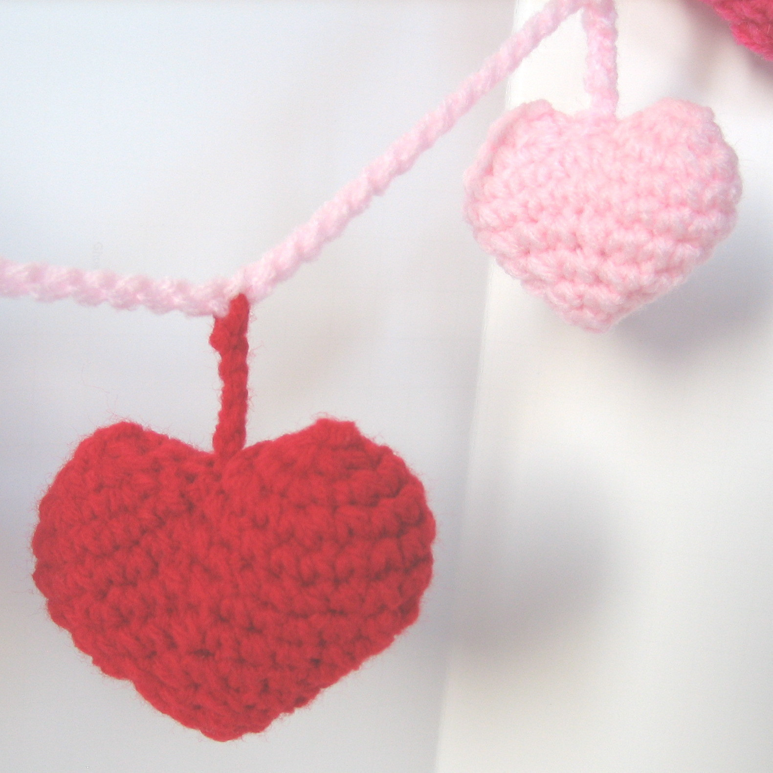 Valentine Crochet Patterns Awesome Crocheted Valentine Pattern Crochet and Knitting Patterns Of Incredible 45 Models Valentine Crochet Patterns