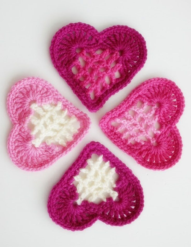 Valentine Crochet Patterns Beautiful 17 Best Images About Valentine S Crochet & Knitting On Of Incredible 45 Models Valentine Crochet Patterns